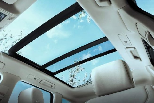 Automotive Sunroof Market Trends
